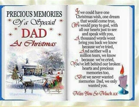 missing dad  christmas bing images daddy remembering dad missing dad christmas  heaven