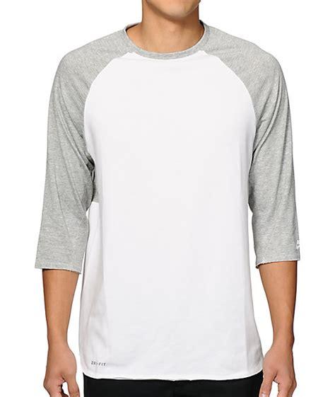 Nike Tshirt Baseball nike sb dri fit skyline baseball t shirt
