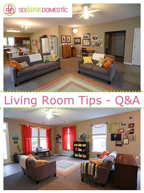 Awkward Dining Room Layout Living Room Furniture Arrangement Q A