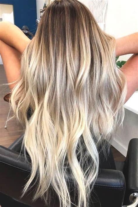 fresh spring hair colors ecemella