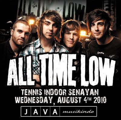 all time low therapy live from to dvd radhia alyani all time low s pics at jakarta