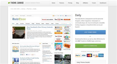 theme junkie framework v 1 0 5 social media 37 mejores temas de wordpress para peri 243 dicos