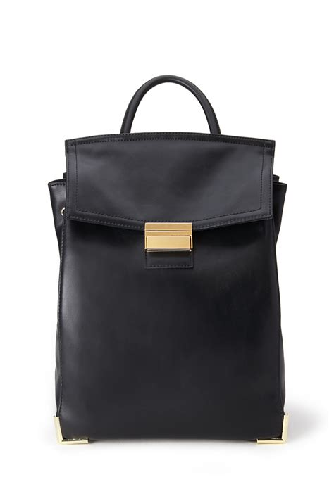 Faux Leather Backpack school bags forever 21 faux leather backpack