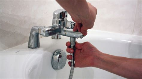adaptateur robinet baignoire je change le pommeau de et le