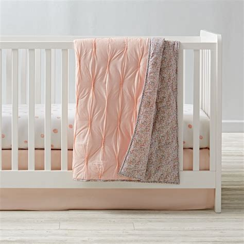 modern baby crib bedding crib bedding sets the land of nod