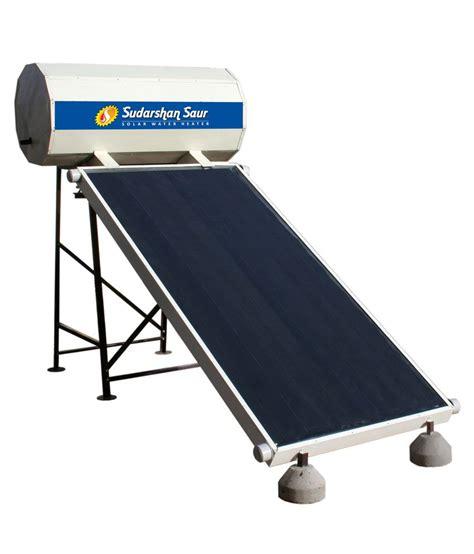 Hse Solar Water Heater sudarshan saur sude123 solar water heater price in india buy sudarshan saur sude123 solar