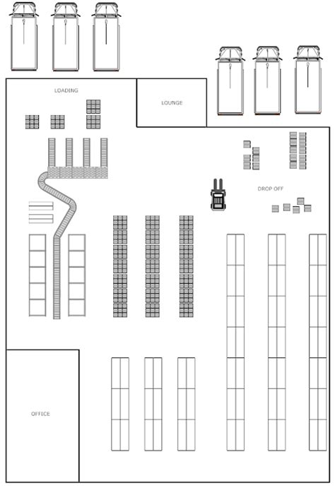 design a warehouse floor plan fresh physical inventory 10 great warehouse organization charts layout templates