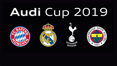 audi cup  internationale spitzenklubs  der allianz