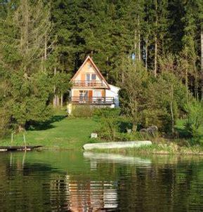 Einsame Hütte Am See Mieten by Angelurlaub Ferienh 228 User Tschechien Mit Ruderboot Direkt