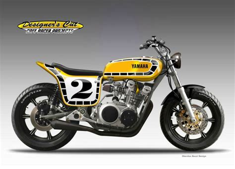 yamaha xs 750 quot kenny quot motorcycles galleries