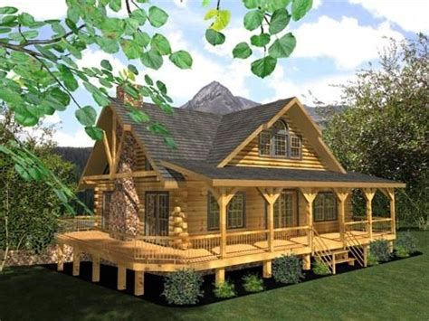 log cabin home with wrap around porch big log cabin homes house that would be cool to make on minecraft minecraft