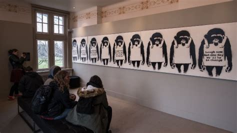 banksy museum amsterdam hours one of banksy s greatest work picture of moco museum