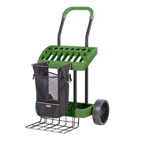 Wheels Box vertex duty lawn and garden tool box on wheels sd490