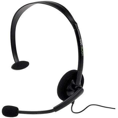 Headset Xbox 360 microsoft xbox 360 wired headset xbox 360 walmart