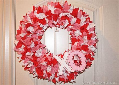 diy valentines wreath diy valentine s day wreaths s day wreaths