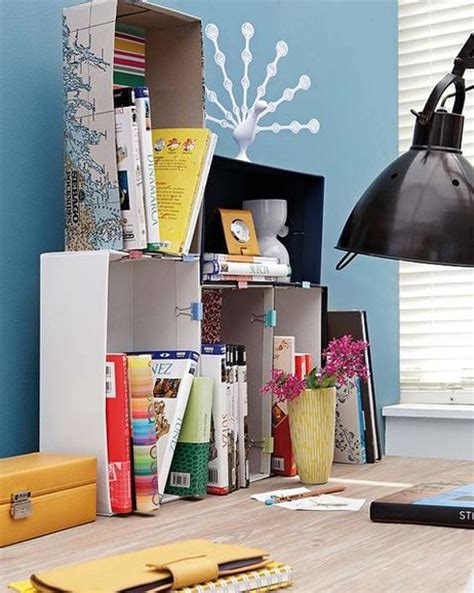 home desk organization 13 diy home office organization ideas how to declutter