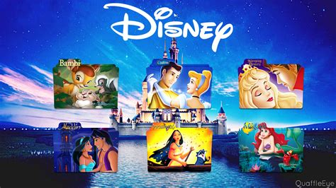 film disney download disney movies icon folder pack by quaffleeye on deviantart