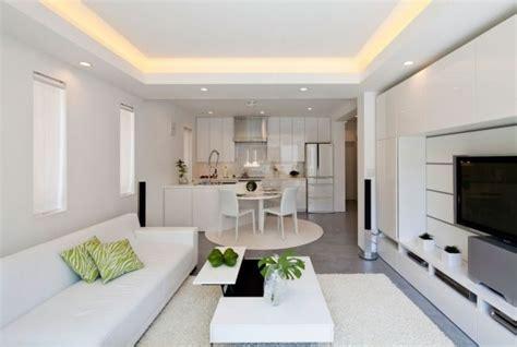 moderne küchenlen decke moderne zen k 252 che wohnzimmer wei 223 abgeh 228 ngte decke