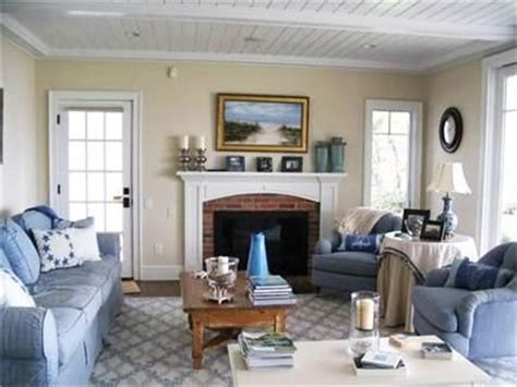 Cape Cod Living Room by A Bright And Open Cape Cod Living Room Cape Cod Style