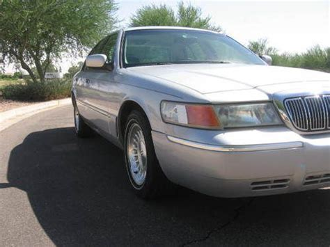 auto air conditioning service 2005 mercury grand marquis electronic toll collection find used 1999 mercury grand marquis in mesa arizona united states