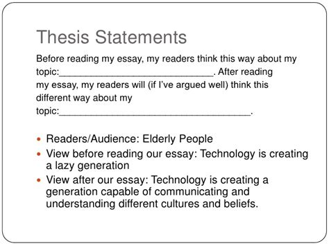 exle of a thesis statement for a research paper thesis statement for research paper wolf