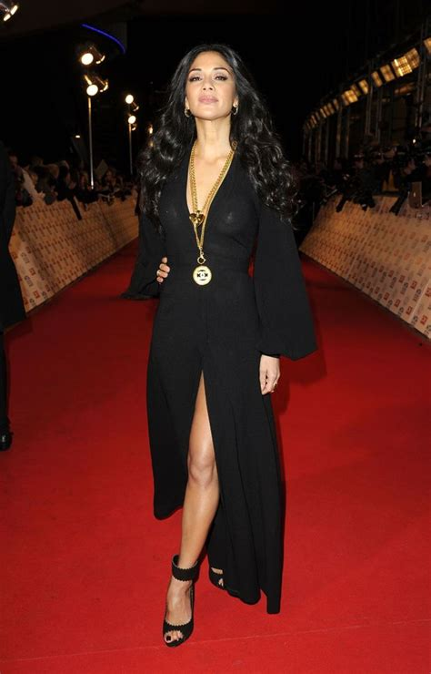 Scherzinger Wardrobe by Scherzinger Best Worst Dressed At The Ntas 2013