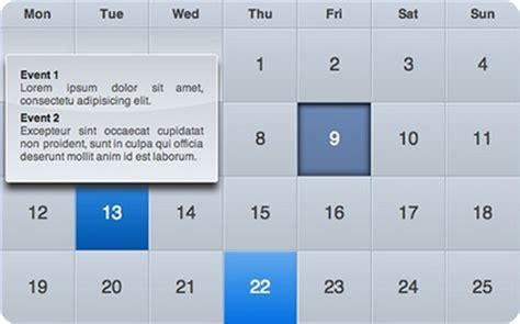 calendar design using jquery 7 interesting jquery calendar plugins