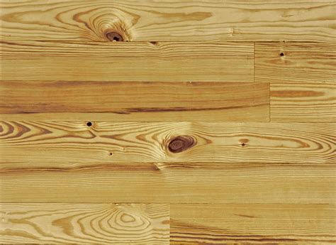 heart pine wide plank solid wood flooring cottage grade