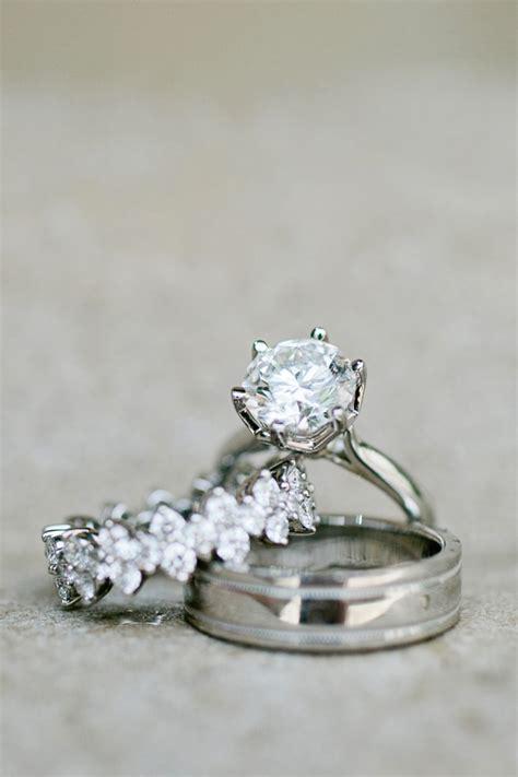 Pretty Engagement Rings by Pretty Wedding Rings Elizabeth Designs The Wedding
