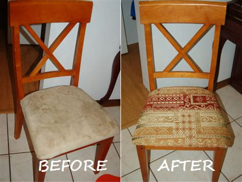 Diy Reupholster Dining Chair Simple Tutorial On How To Reupholster Dining Room Chairs Diy On A Budget Surviving A