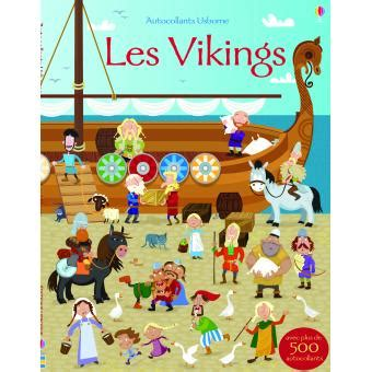 1409570878 les vikings autocollants usborne les vikings autocollants usborne broch 233 fiona watt