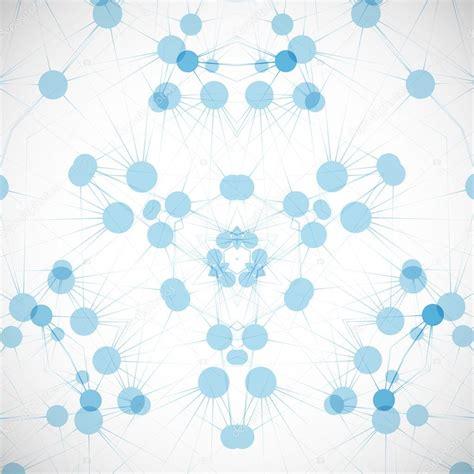 design pattern network vektor hintergrund muster netzwerk design punkte und