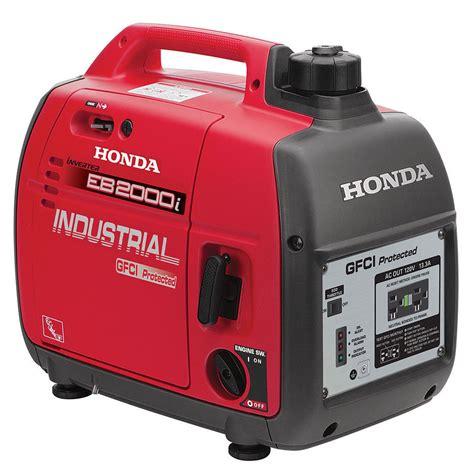 honda generator eb2000i eb2000 watt portable