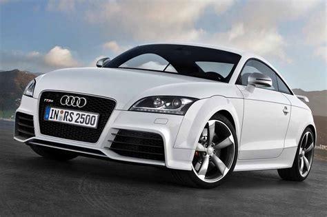 Audi Rs by Audi Tt Fiche Technique Rs 2012