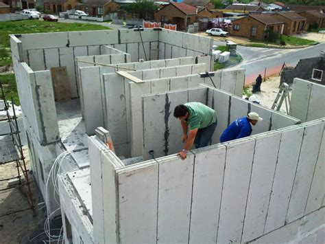 Eps Cement Sandwich Wall Precast Fast Building Systems For