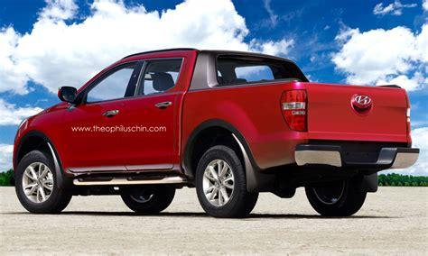 hyundai truck renderings released autoevolution