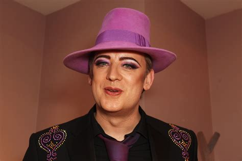 Boy George Arrested For Assaulting by Boy George Arrested For Imprisoning A Model The Most