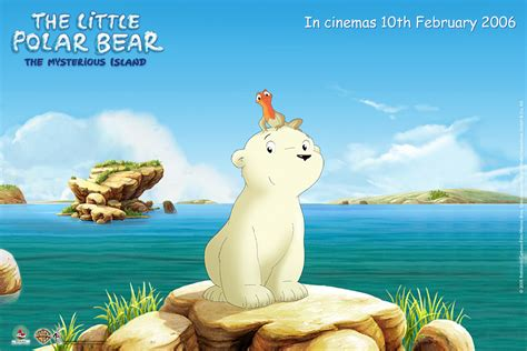 the little polar bear the little polar bear the mysterious island