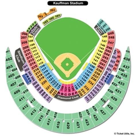 royals stadium seating diagram parts auto parts catalog