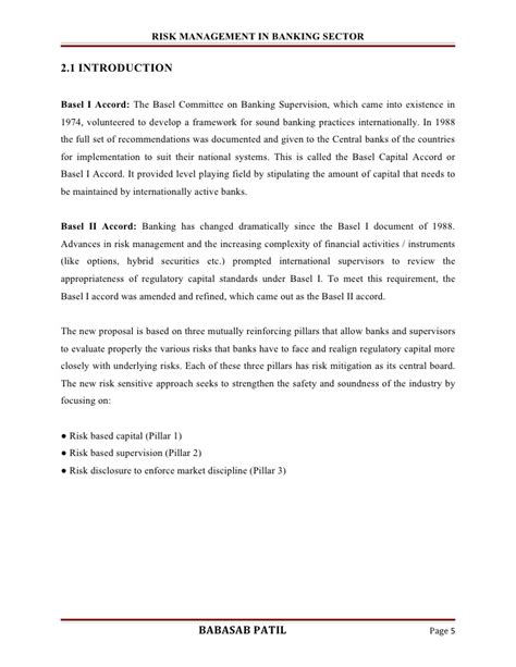 Project Report Of Mba Finance by Risk Management In Banking Sector Project Report Mba Finance