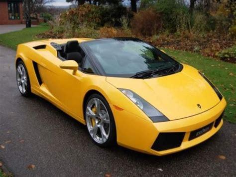 For Sale, Lamborghini Gallardo Spyder 2007