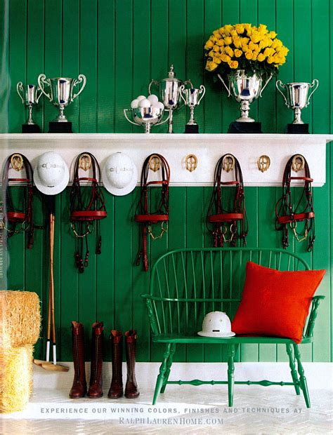 Equestrian Home Decor | chic equestrian style in home decor simplified bee
