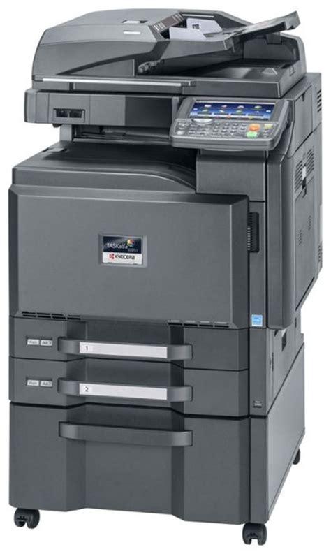 Printer Plus Fotocopy kyocera taskalfa 3051ci printer scanner copier fax color 600x600 dpi 30 pages min b w a4 30