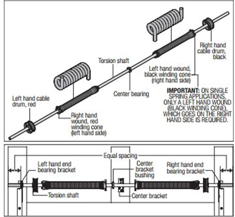 how to adjust springs on garage door images of garage door side adjustment