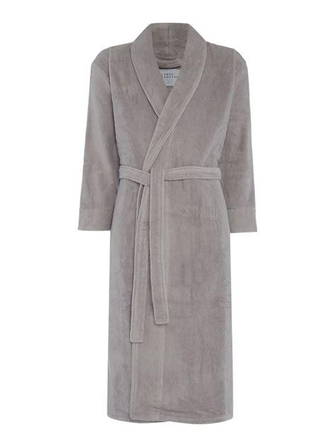 bathroom robes cotton bath robe house of fraser