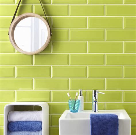 lime green bathroom tiles 40 lime green bathroom tiles ideas and pictures