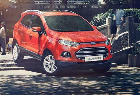 Headl Lu Depan Ford Ecosport harga ford ecosport dan spesifikasi mei 2018