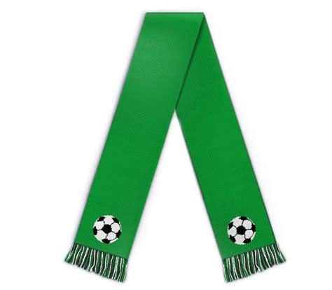 custom football scarf wildemasche