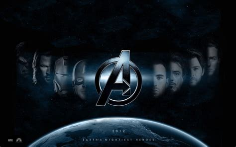 the avengers wallpaper your geeky wallpapers avengers logo wallpapers wallpaper cave