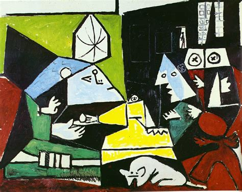 picasso paintings las meninas history news picasso peace and freedom